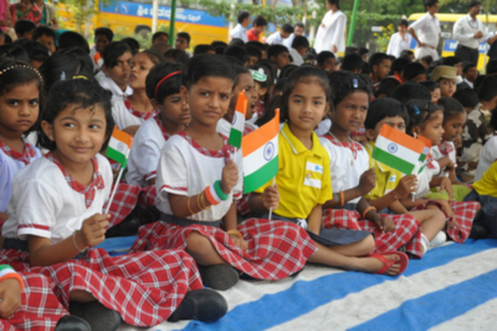 Sri Chaitanya Techno School-Republic-Day