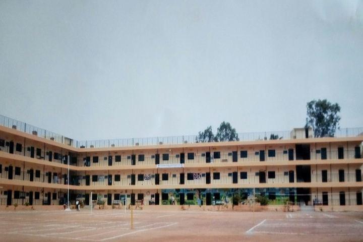Sri Chaitanya Techno School-Campus-View