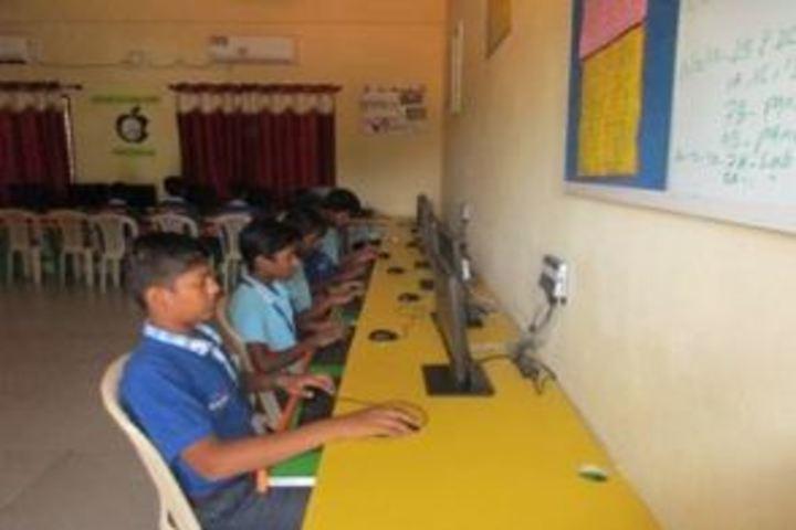 Sri Chaitanya Techno School-Computer-Lab