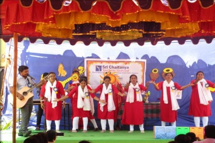 Sri Chaitanya Techno School-Singing
