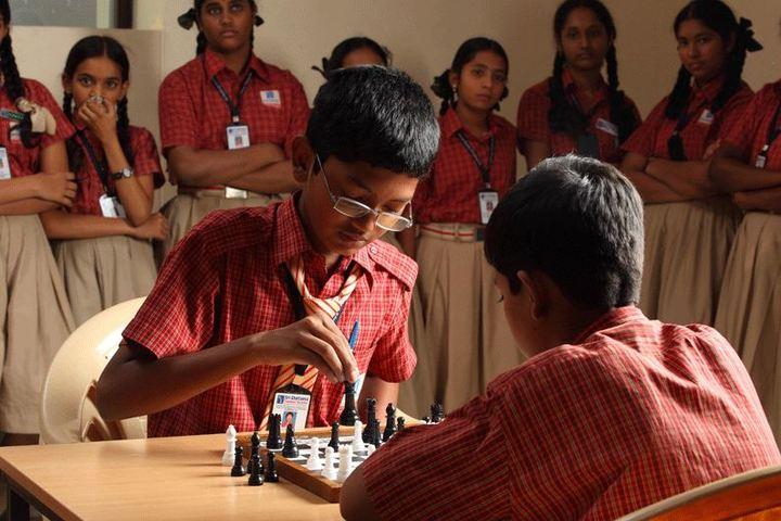 Sri Chaitanya Techno School-Chess Competition