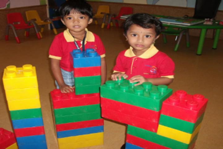 Sri Chaitanya Techno School-Playarea