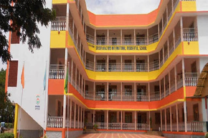 Sri Devaraj Urs Internatonal Residential School-Campus-View