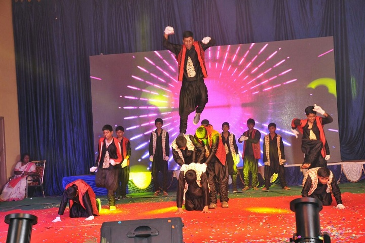Sri Devaraj Urs Internatonal Residential School-Dance