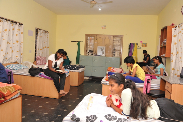 Sri Devaraj Urs Internatonal Residential School-Girls-Hostel