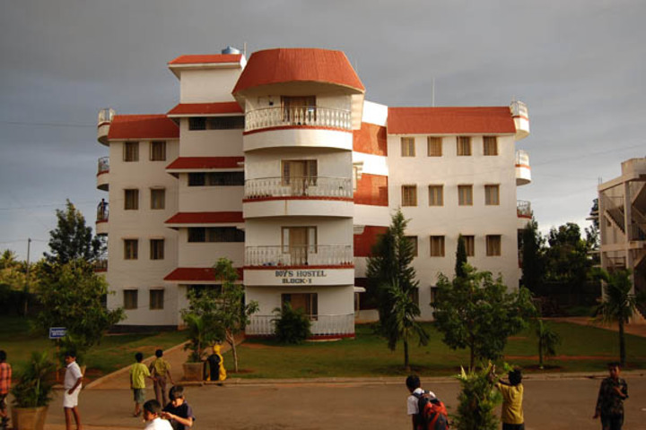 Sri Devaraj Urs Internatonal Residential School-Hostel