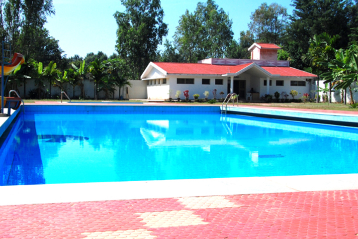 Sri Devaraj Urs Internatonal Residential School-Swimming-Pool