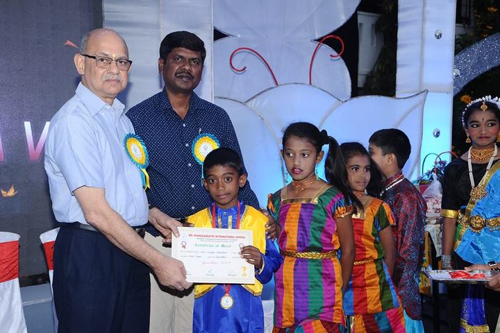 Sri Jnana Gangotri International School-Acheivements