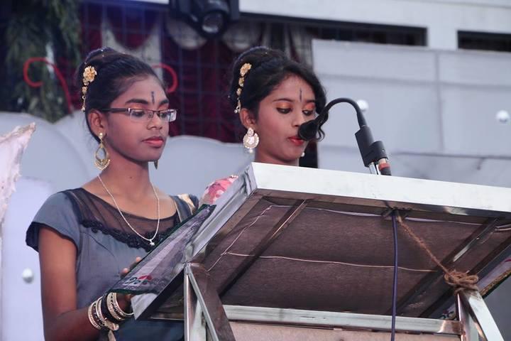 Sri Jnana Gangotri International School-Anchoring