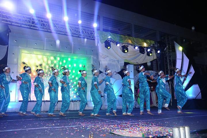 Sri Jnana Gangotri International School-Dance