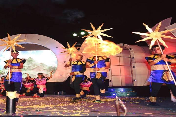 Sri Jnana Gangotri International School-Event