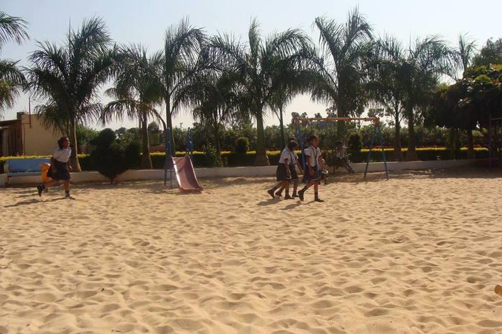 Sri Jnana Gangotri International School-Play Area