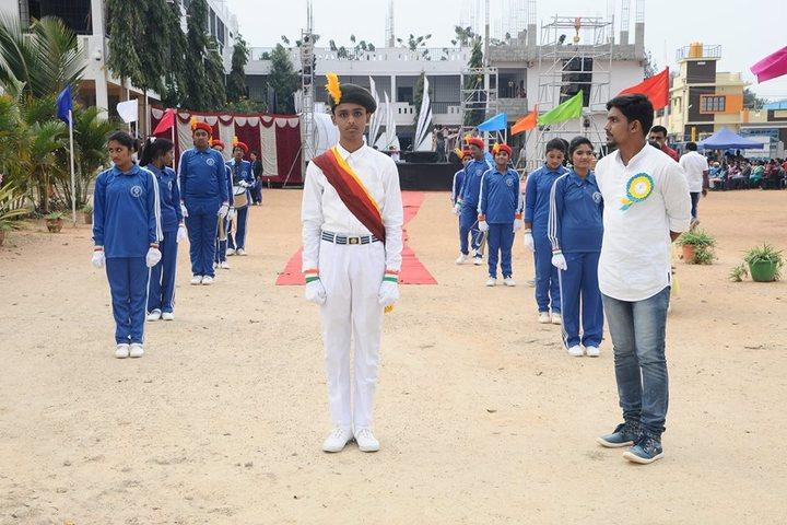 Sri Jnana Gangotri International School-Sports Day