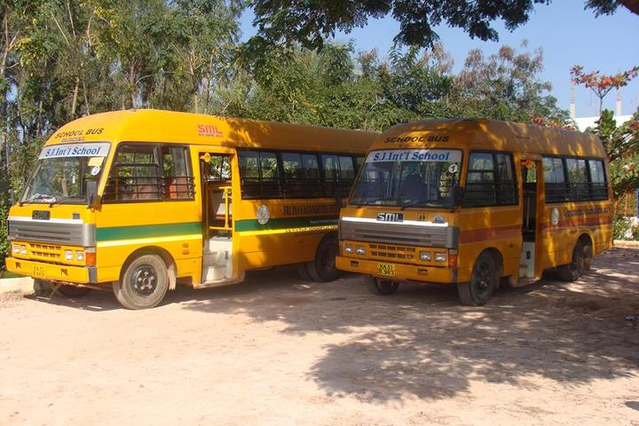 Sri Jnana Gangotri International School-Transport