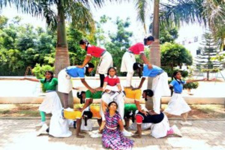 Sri Jnana Gangotri International School-Yoga
