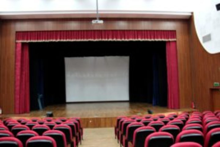 Sri Kumaran Children S Home-Auditorium