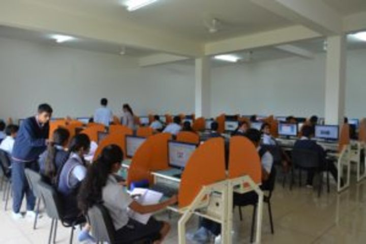 Sri Kumaran Children S Home-Computer Lab