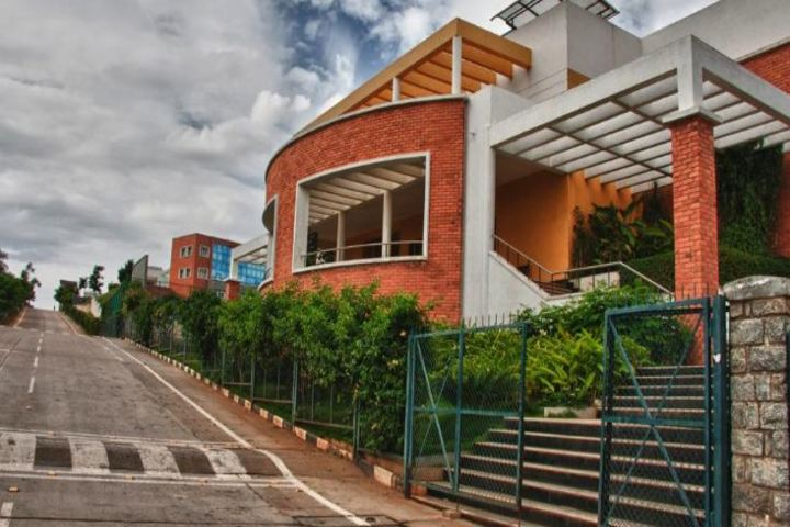 Sri Kumaran Children S Home-School Building