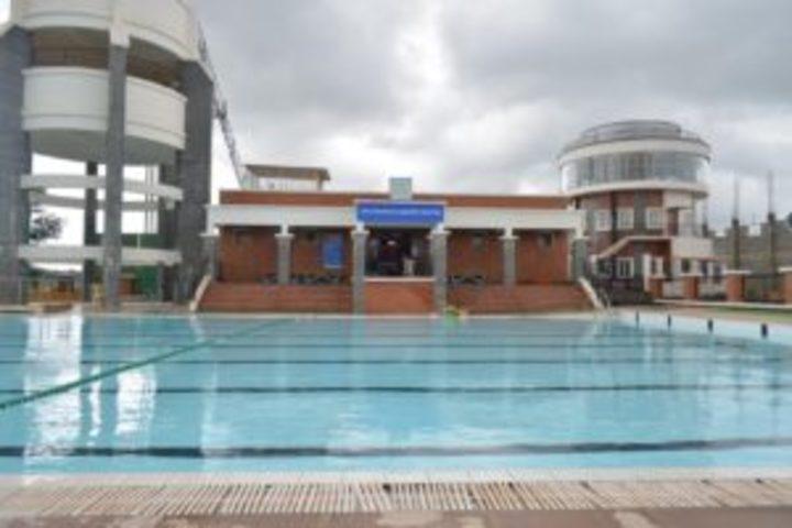 Sri Kumaran Children S Home-Swimming Pool