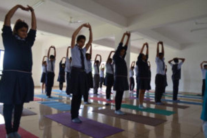 Sri Kumaran Children S Home-Yoga