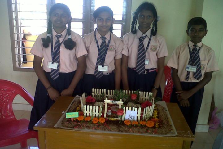 Sri Lakshmi Janardhan International School-School Exhibition