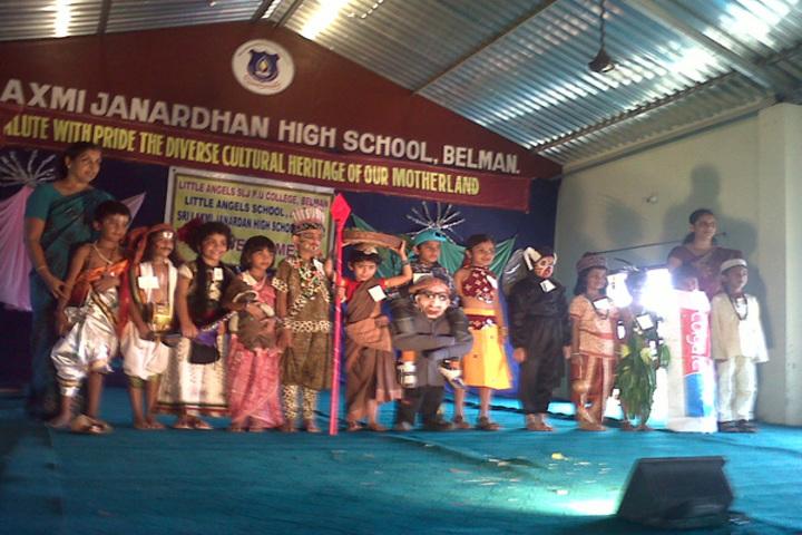 Sri Lakshmi Janardhan International School-Fancy Dress
