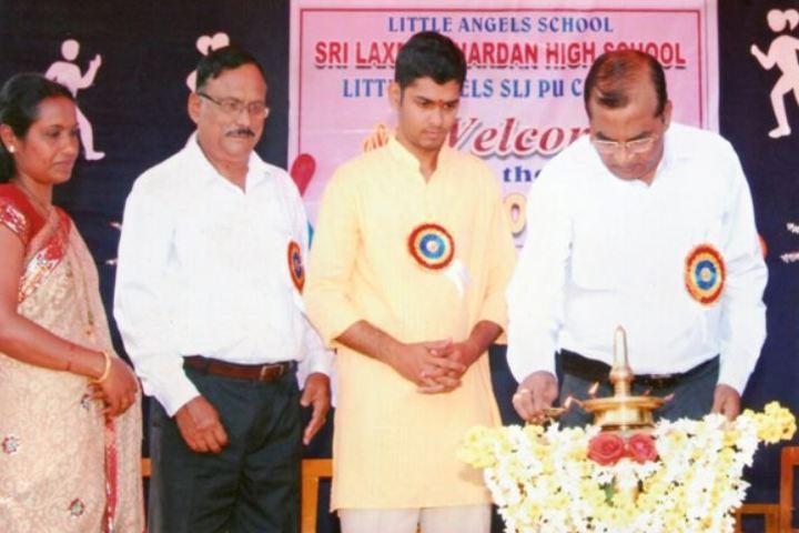 Sri Lakshmi Janardhan International School-Foundation Day
