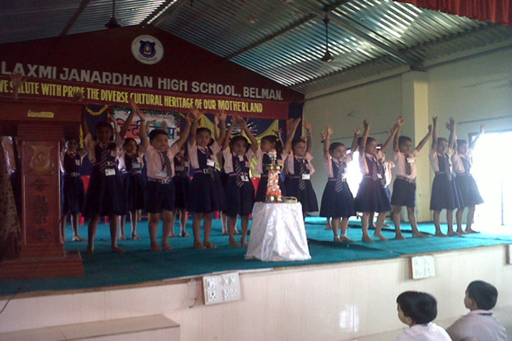 Sri Lakshmi Janardhan International School-Hindi Divas