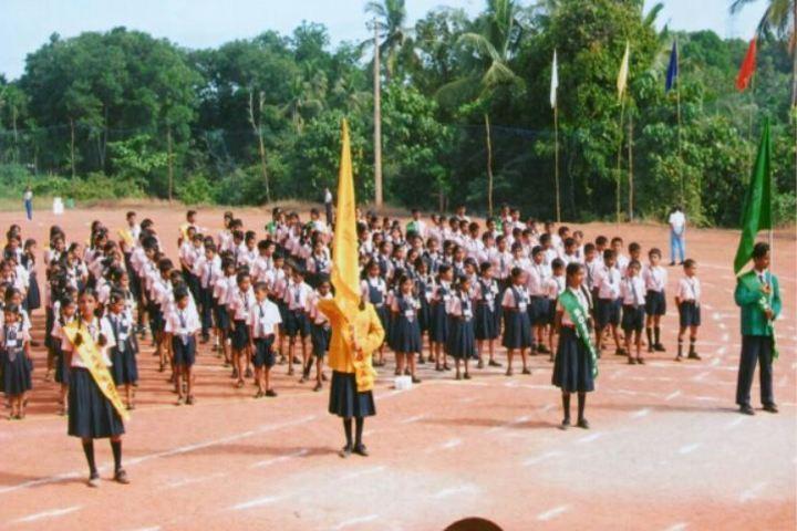 Sri Lakshmi Janardhan International School-Investiture Ceremony