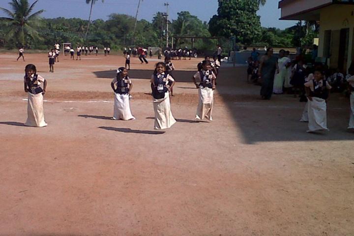 Sri Lakshmi Janardhan International School-Sports Day