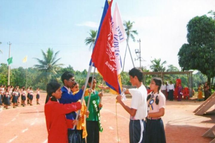 Sri Lakshmi Janardhan International School-Sports Meet