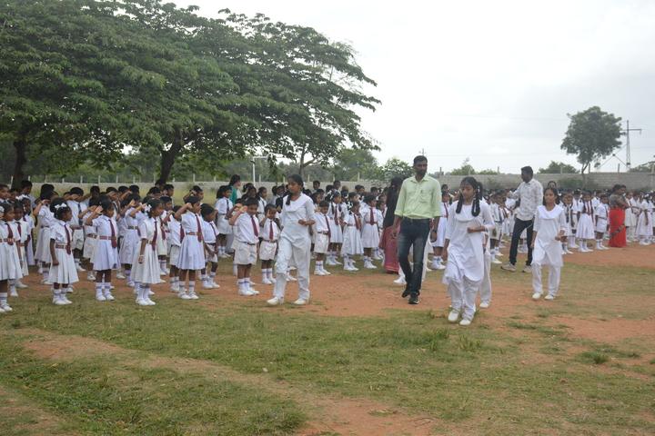 Sri Lakshmi Venkateshwara Public School-Independence Day