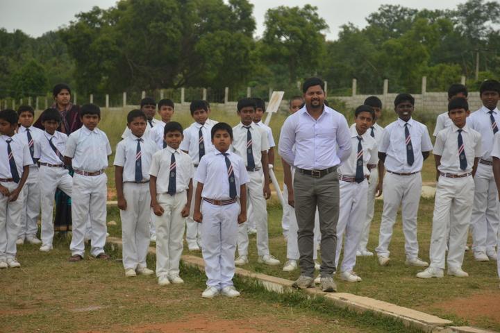 Sri Lakshmi Venkateshwara Public School-Students