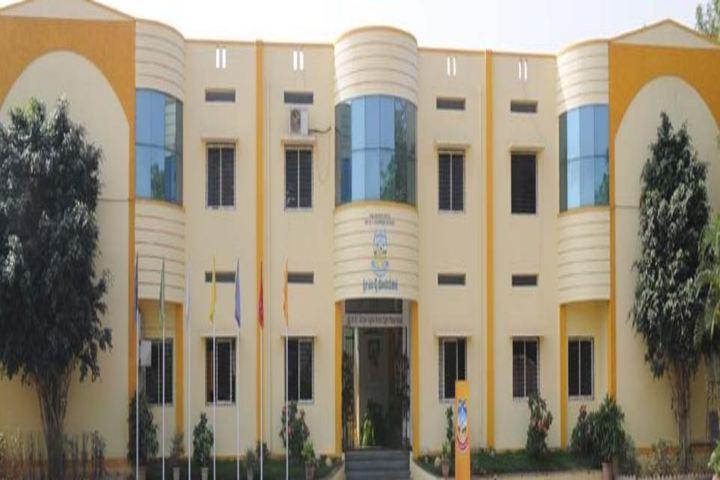 Sri M Y Ghorpade English Medium Higher Primary School-Building