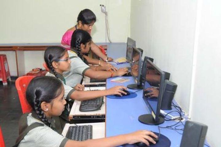 Sri M Y Ghorpade English Medium Higher Primary School-Computer Lab