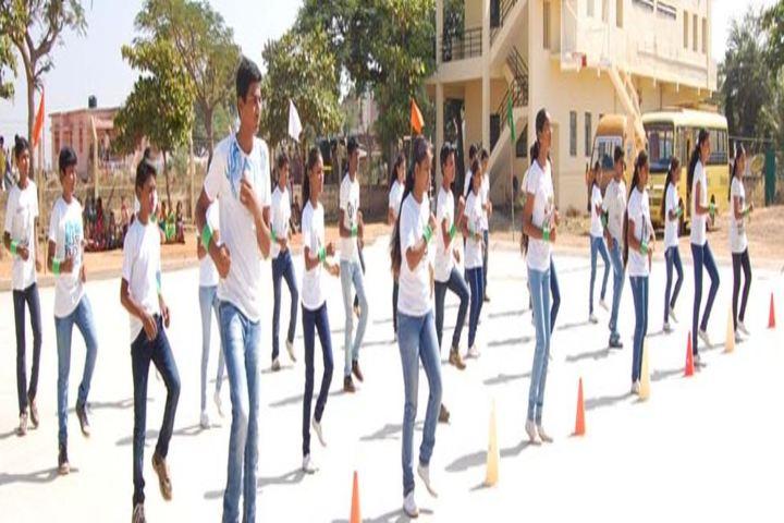 Sri M Y Ghorpade English Medium Higher Primary School-Sports