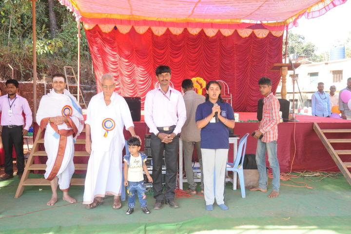 Sri Mookambika Public School-Foundation Day