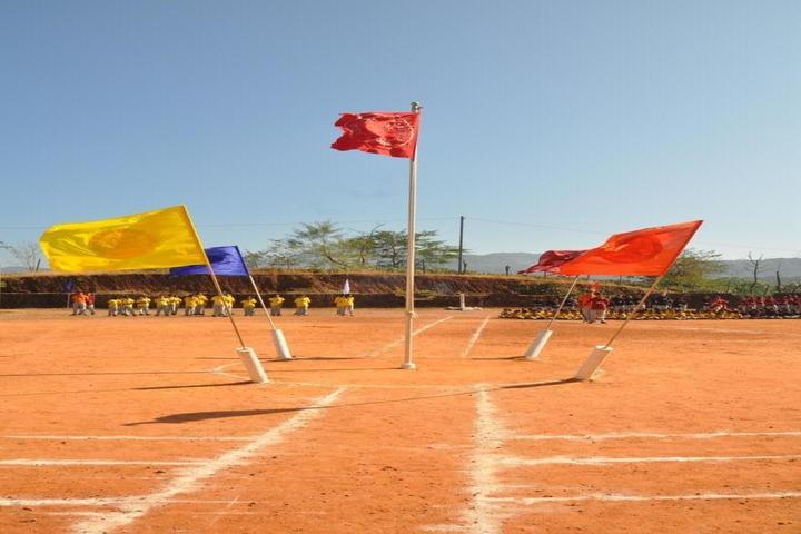 Sri Mookambika Public School-Playground