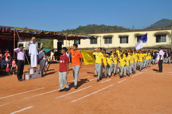 Sri Mookambika Public School-Sports Meet