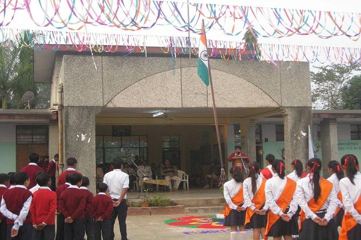 Jawahar Navodaya Vidyalaya- School entrances