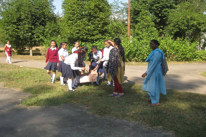 Jawahar Navodaya Vidyalaya-Clean school campus