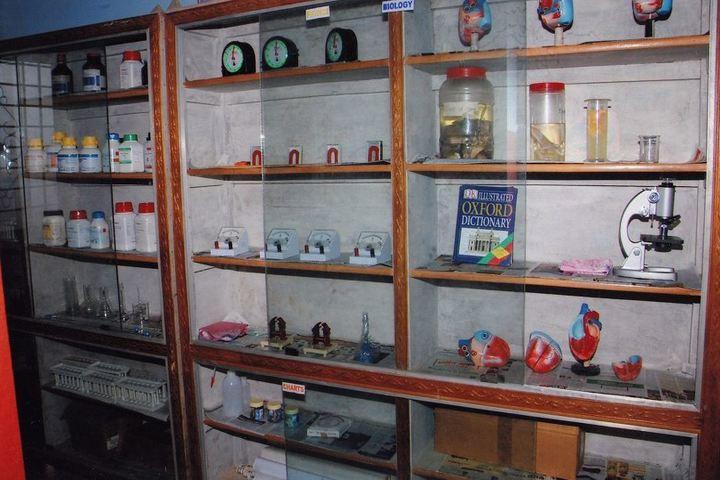 Sri Ramakrishna Vivekananda Residential School-Lab