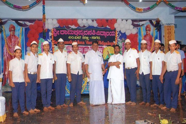 Sri Ramakrishna Vivekananda Residential School-Seva Dhal