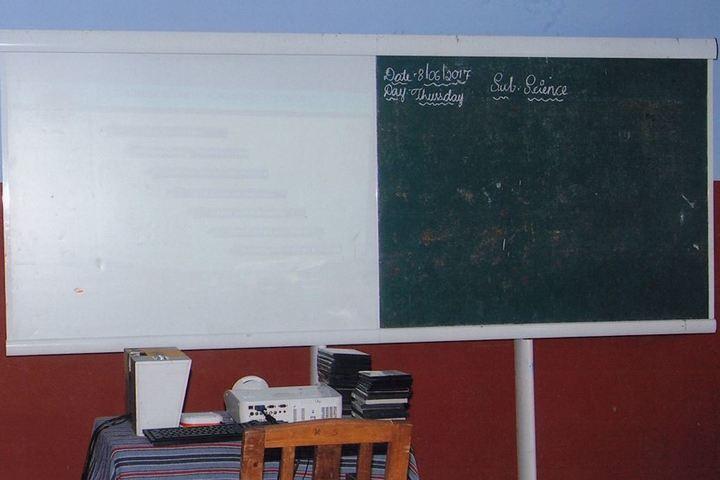 Sri Ramakrishna Vivekananda Residential School-Smart Class