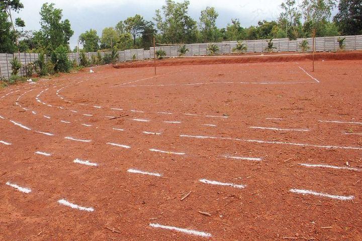 Sri Ramakrishna Vivekananda Residential School-Sports Ground