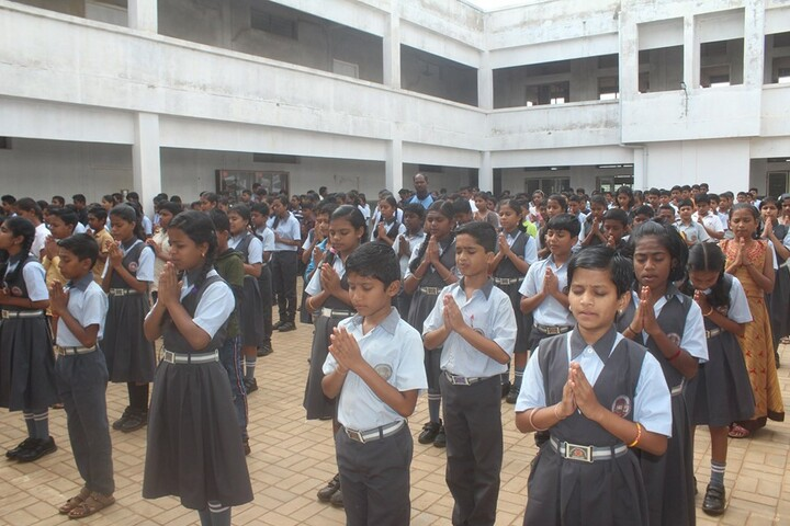 Sri Ranganath International School-Prayer