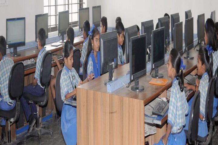 Sri Renuka Fondation School-Computer Lab