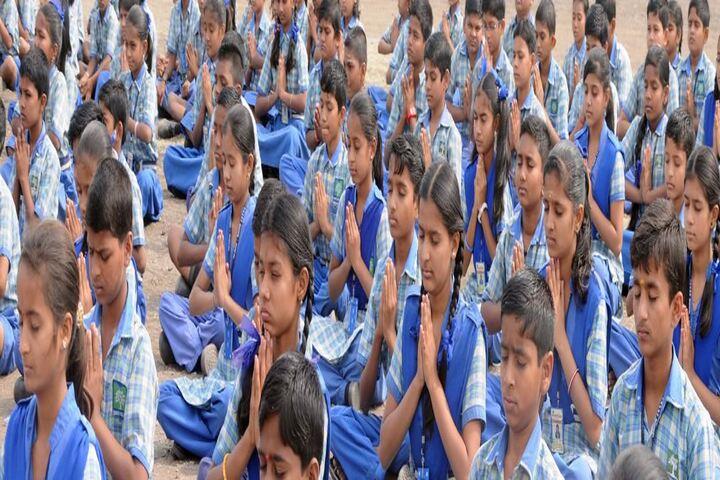 Sri Renuka Fondation School-Meditation