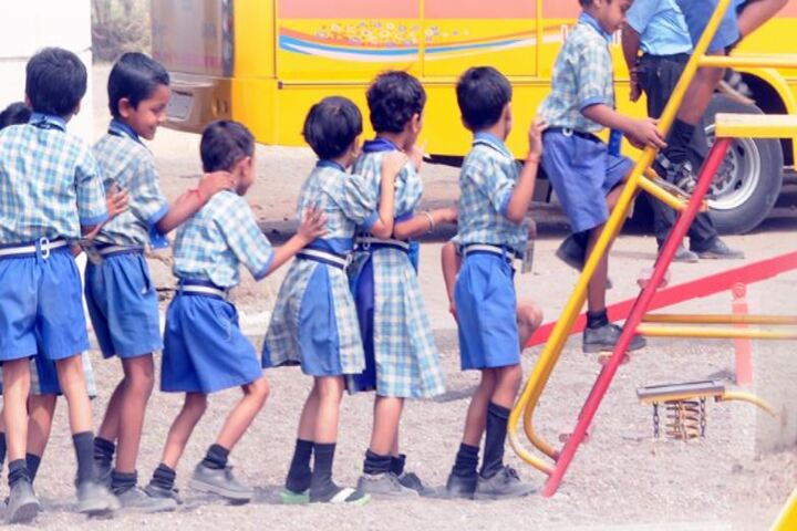 Sri Renuka Fondation School-Play Area