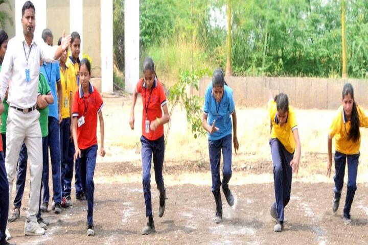 Sri Renuka Fondation School-Sports